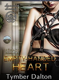 Available for Pre-Order: Empty-Handed Heart