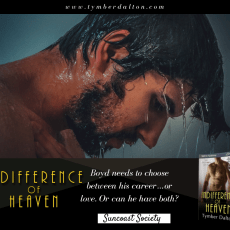 Now Available on Kindle & Print: Indifference of Heaven (Suncoast Society)