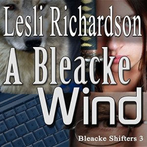 Cover for A Bleacke Wind - Audiobook version