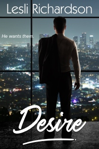 Desire (Determination Trilogy 3)
