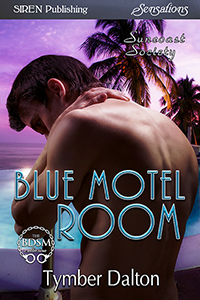 Blue Motel Room (Suncoast Society)