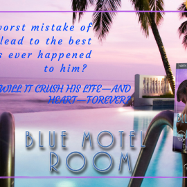 Now on Kindle: Blue Motel Room (Suncoast Society, MM, FF)