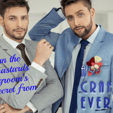 Now on Kindle and third-party sites: A Crafty Ever After (Suncoast Society)