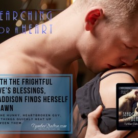 Now on Kindle: Searching for a Heart (Suncoast Society)