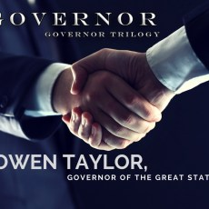 Are you ready to meet the Governor? He's HEEEEEREEEEE!!!