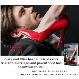 #preorder – Rusty and Eliza are back! A Certain Girl (Suncoast Society) available for pre-order.