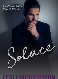 Now on Kindle: Solace (Devastation Trilogy 2)
