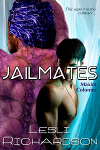 Now Available: Jailmates (Maxim Colonies 1)