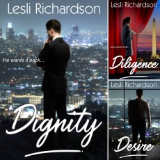 Now in Print: Determination Trilogy (Dignity, Diligence, Desire)