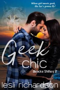 Geek Chic (Bleacke Shifters 2)