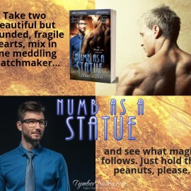 Now Available: Numb As a Statue (Suncoast Society)