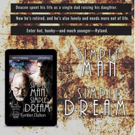 #ReleaseDay – Simple Man, Simple Dream (Suncoast Society)