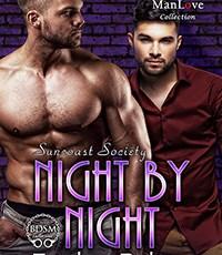 Now on Kindle: Night by Night (Suncoast Society) writing as Tymber Dalton
