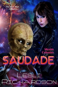 Release Day: Saudade (Maxim Colonies 3)