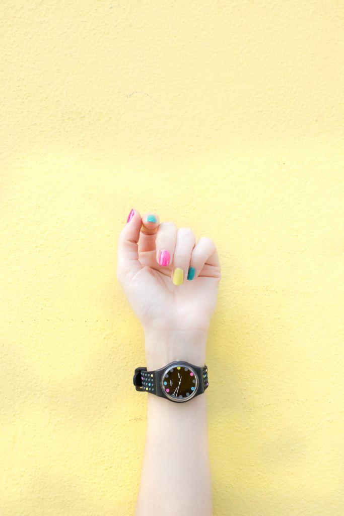 Manicure Tyme Spa