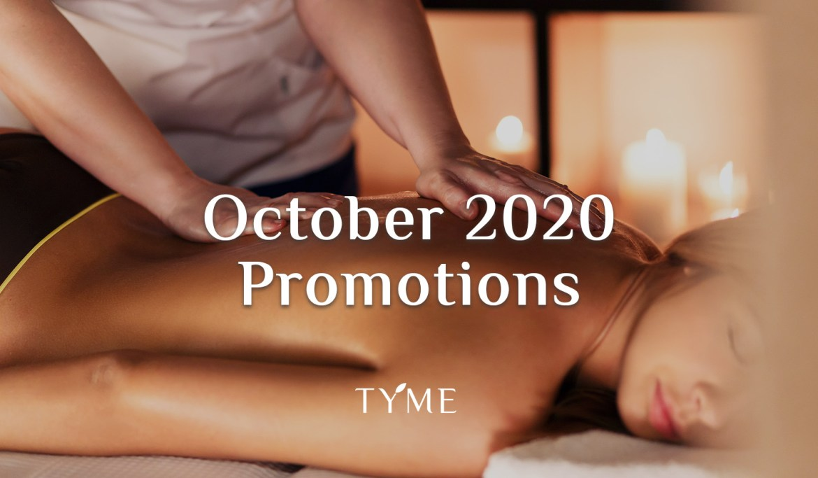 Tyme Spa Promotion