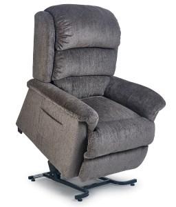 Tyndall Pedic Decompression Chair in Granite