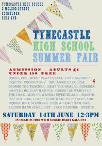 Summer Fair Poster 2014