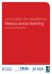 Literacy across learning document
