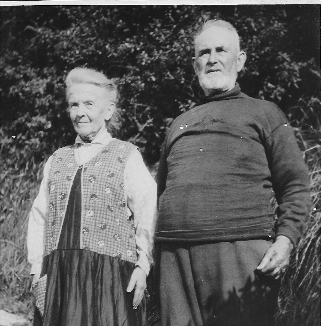 Jack and Harriet Miller
