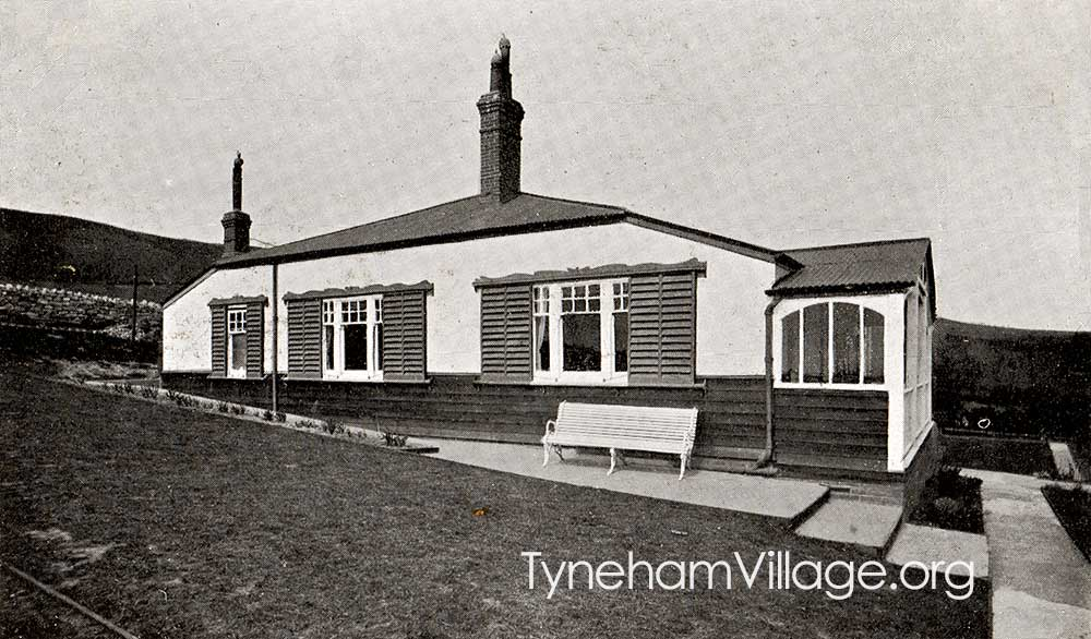 The Bungalow at Worbarrow Bay