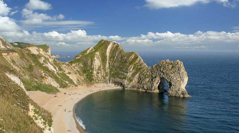 Durdle Door Panoramic View
