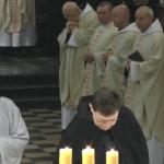 Msza Konwentualna Święto Trzech Króli, Ślubowanie Brata Tadeusza 06.01.2016