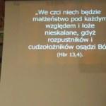 Rekolekcje Mieczysława Guzewicza 4 – 6 grudzien 2016 r