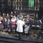 Msza św. z udziałem scholi 26 luty 2017 r.