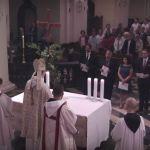 Msza św. Uroczystość św. Benedykta, ślubowanie oblatów 11 lipiec 2018