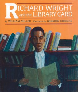 writer of library card