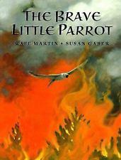story brave little parrot