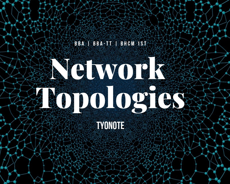network topology definition types diagram