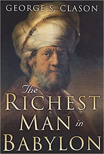he Richest Man In Babylon