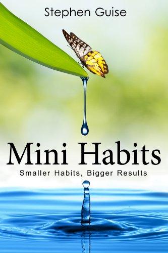 Mini Habits one of business books