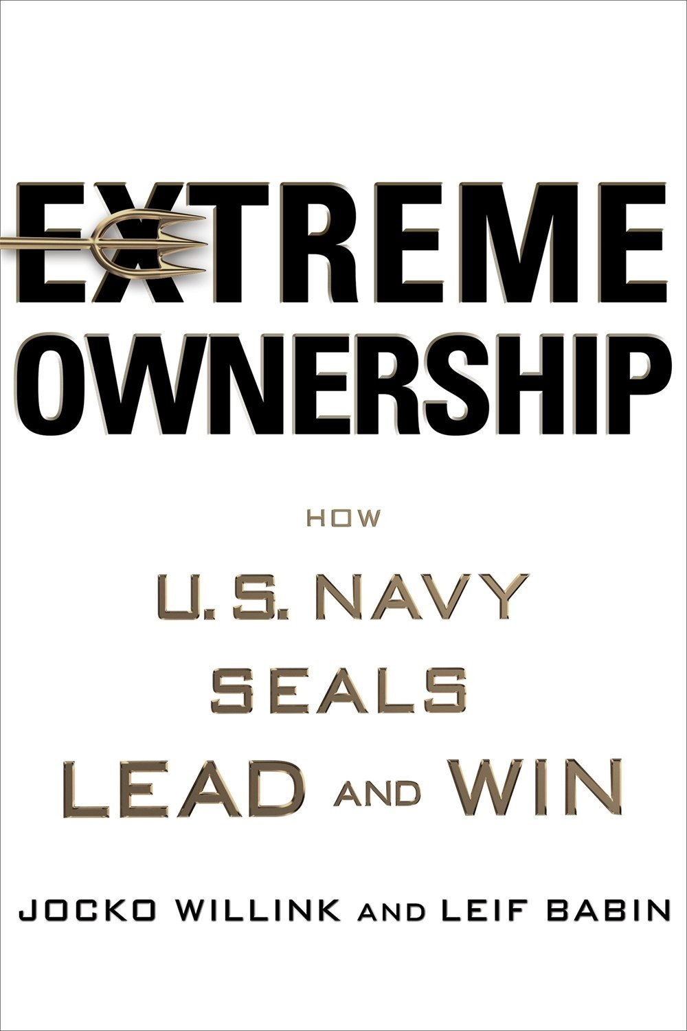 extreme ownership one of leadership books