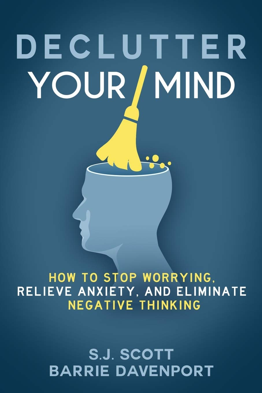 Declutter Your Mind one of self improvement books