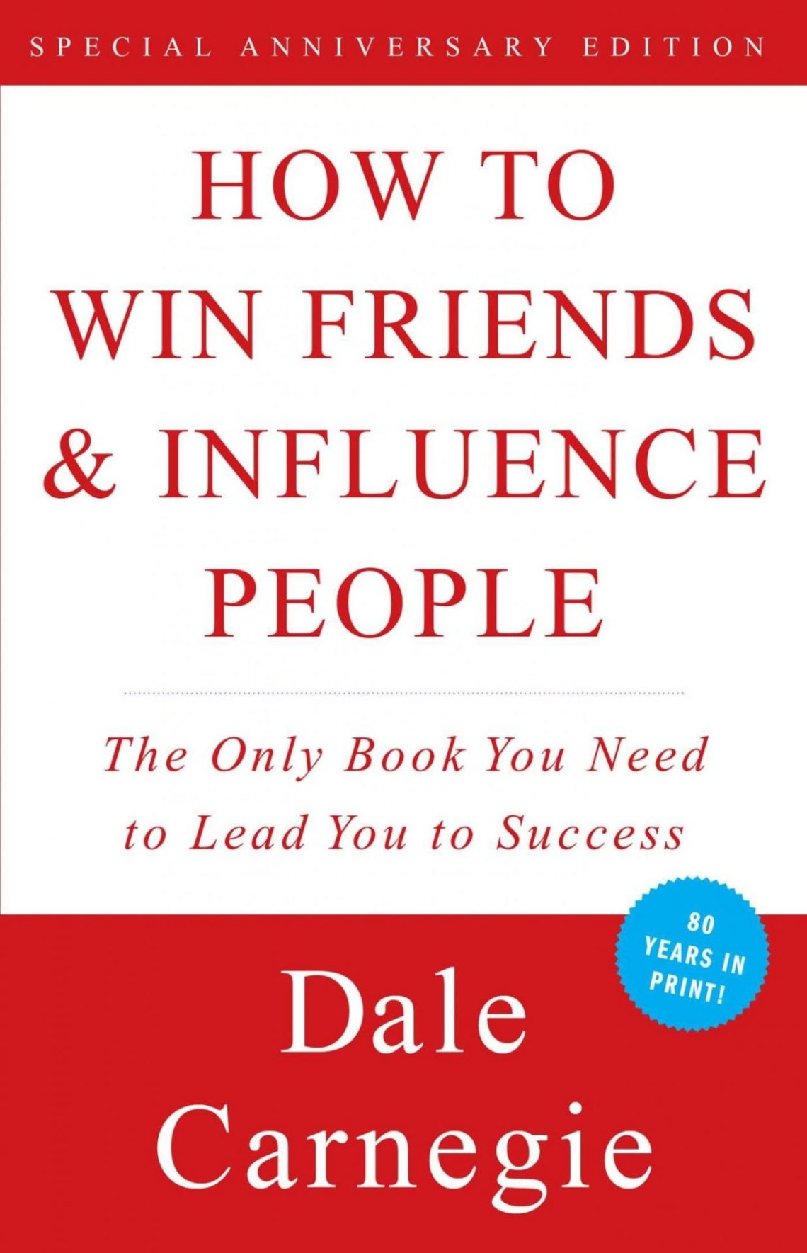 how to win friends one of the leadership books
