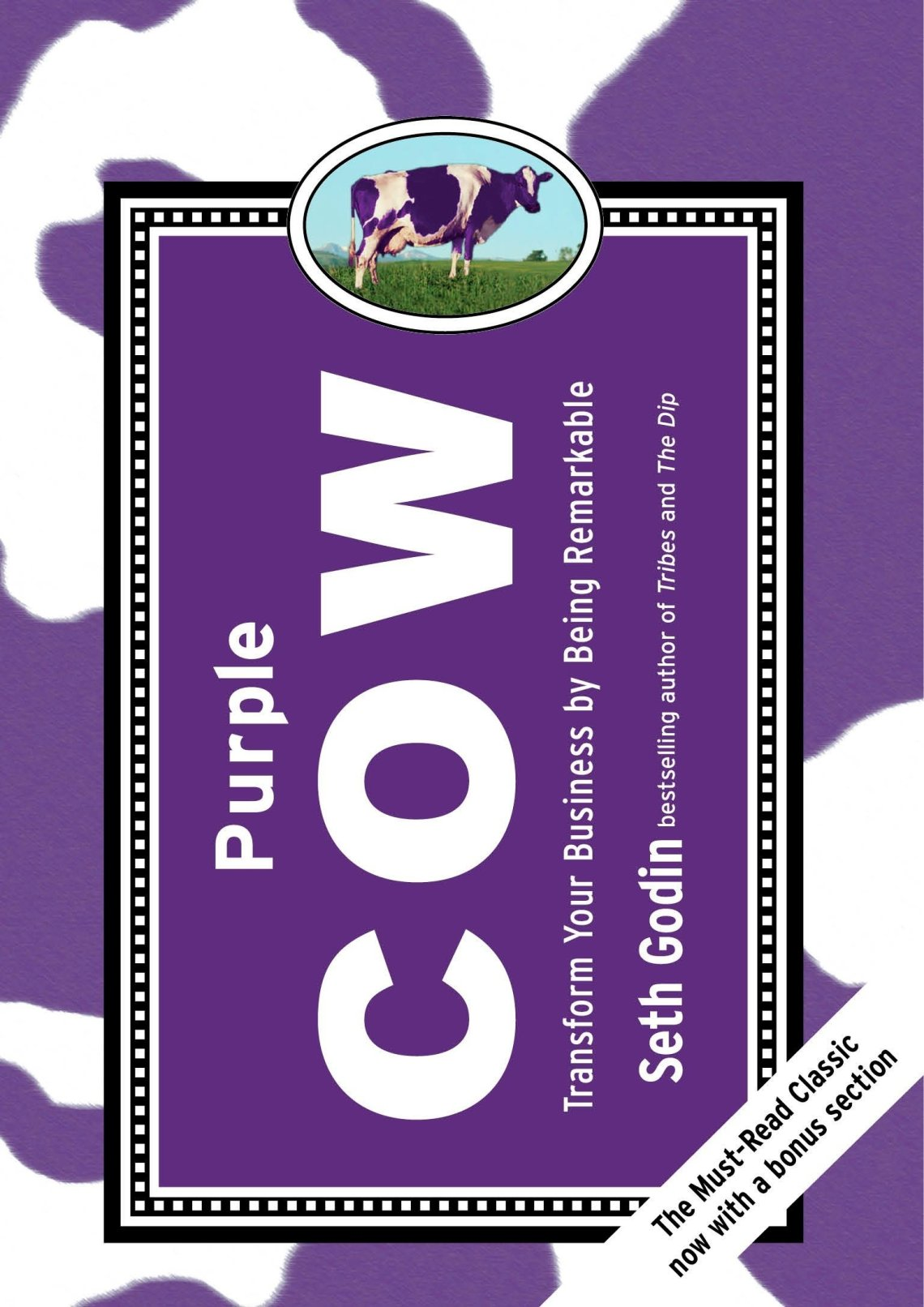 Purple Cow one of business books