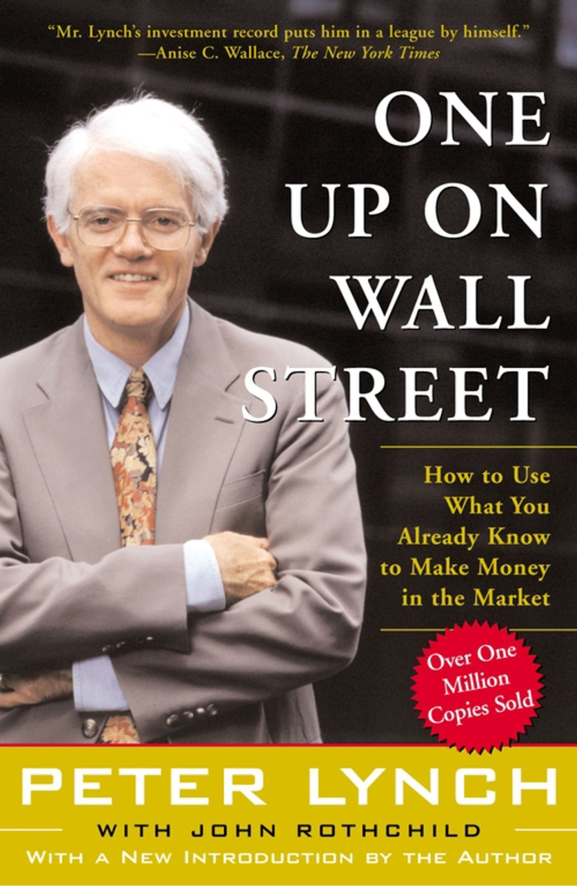 One Up On Wall Street one of investing books