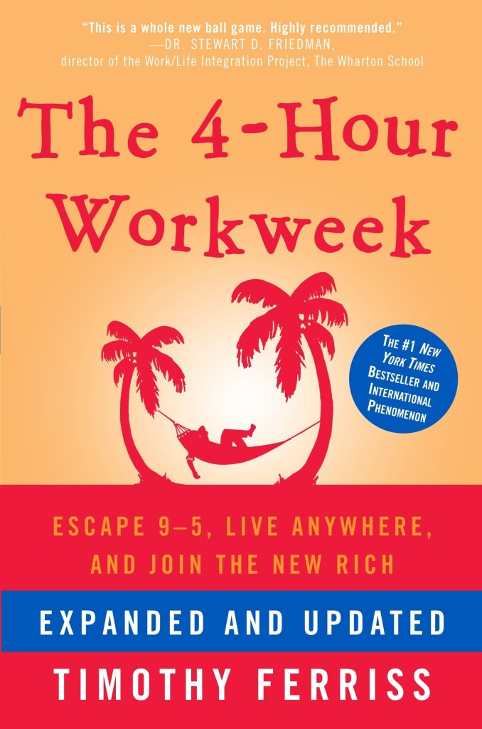 the 4 hour work week one of motivational books