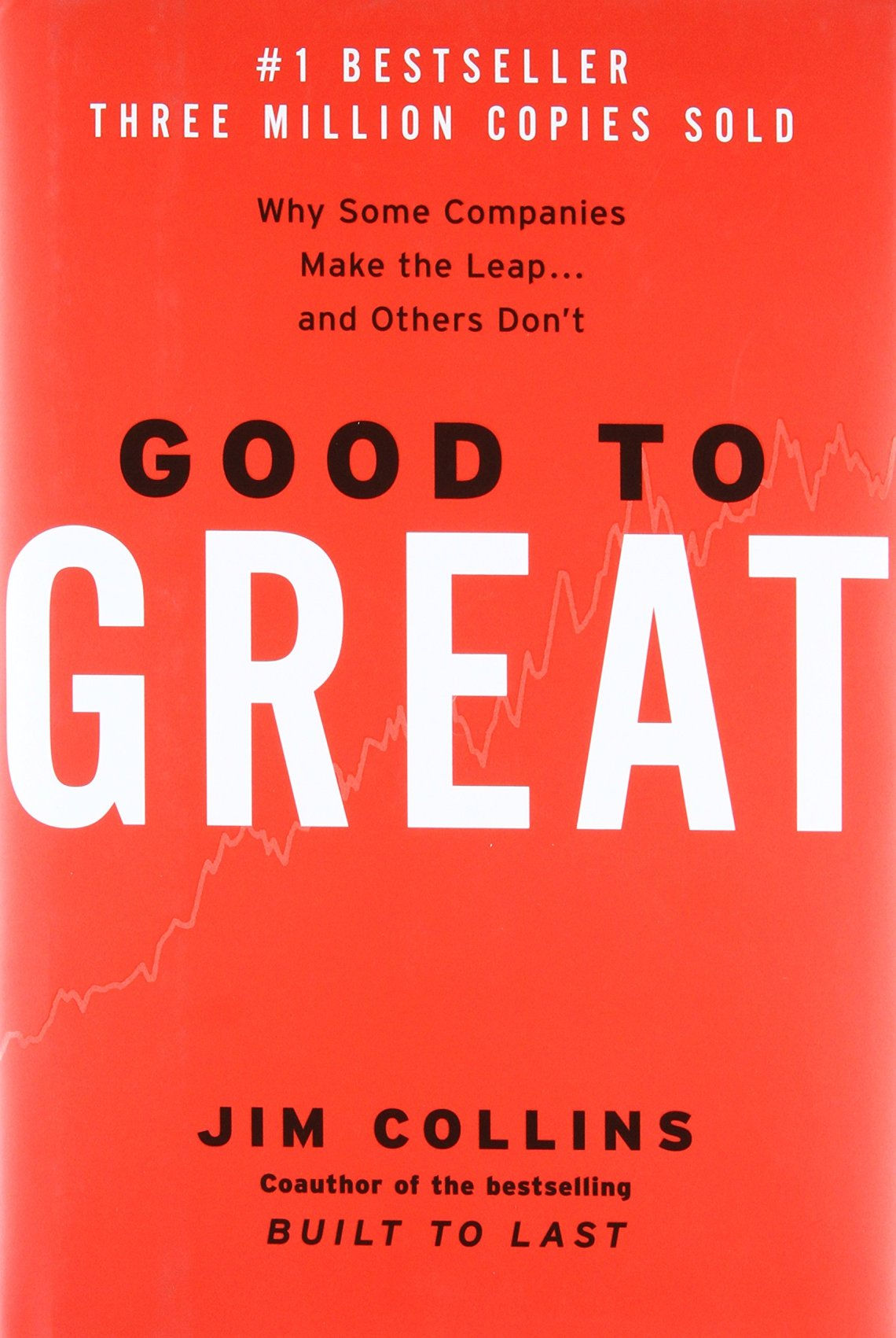 good to great one of business books