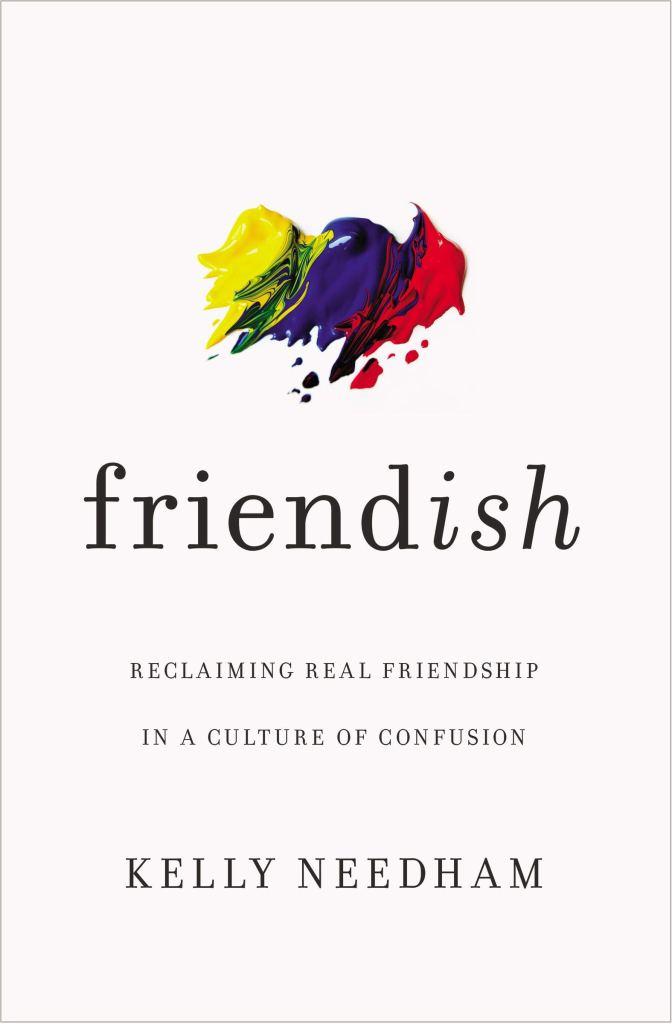 friend-ish one of spiritual books