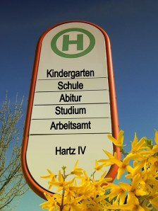 Harz iV Saksa työttömyys