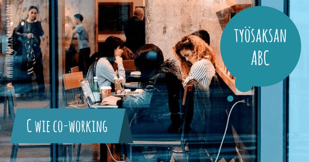 Coworking Työpaikka Saksassa / C wie co-working