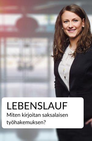 Saksalainen Lebenslauf