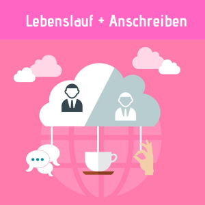 Lebenslauf + Anschreiben Saksa