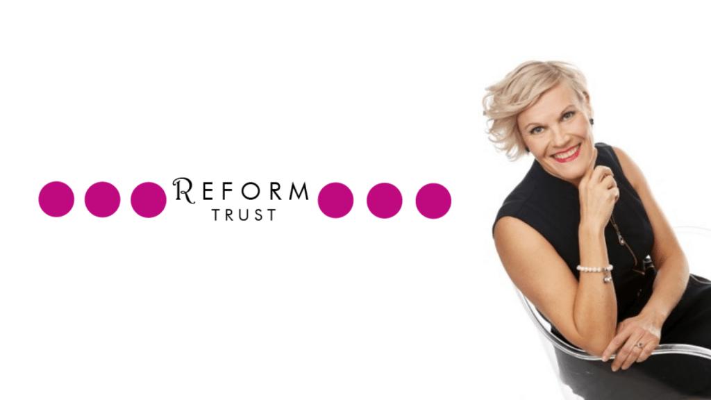 Reform Trust - Anne Mäkilä-Kapucu