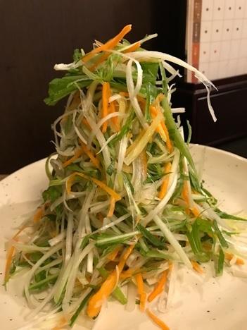 しゃぶ葉ディナーバイキング温野菜様野菜サラダデカ盛り風