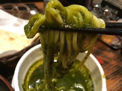 景勝軒系列インドカレー店ビリヤニパクチーつけ麺リフト